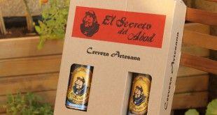 caja cervezas el secreto del abad