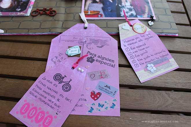 tarjetas con mensajes regalo amiga