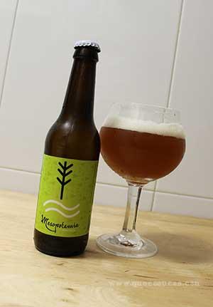 cerveza abadia de aribayos