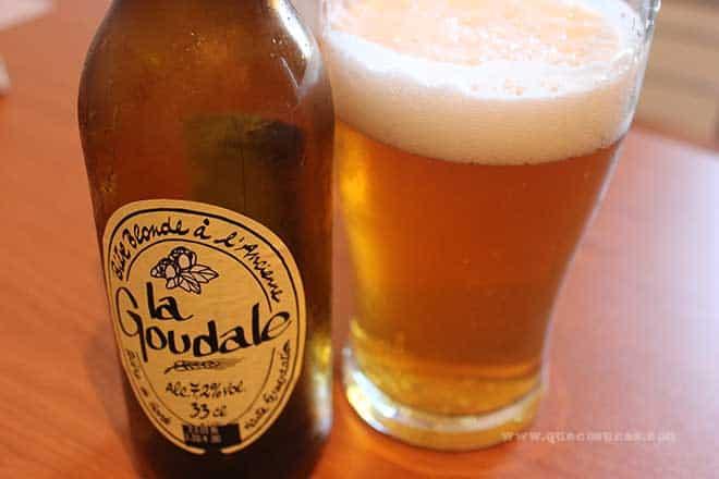 cerveza la goudale