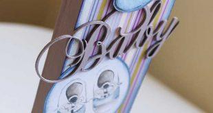detalles letra l decorada