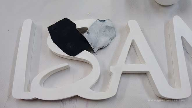 lijar letras madera