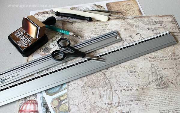 herramientas basicas scrap