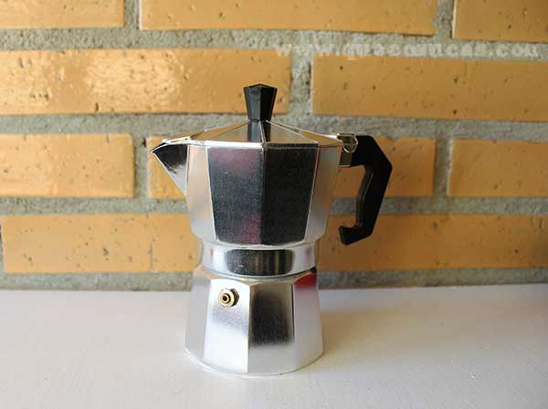 cafetera vintage manualidades