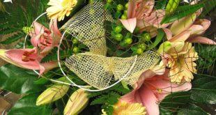 Centros de flores naturales. La mejor opción para engalanar cualquier ocasión