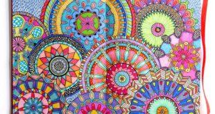 Terapia artística con mandalas en la salud mental