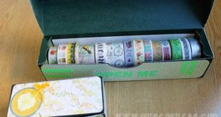 Como hacer un dispensador de cintas washi tapes